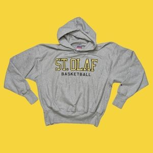 Champion St. Olaf Champion Reverse Weave Hoodie In